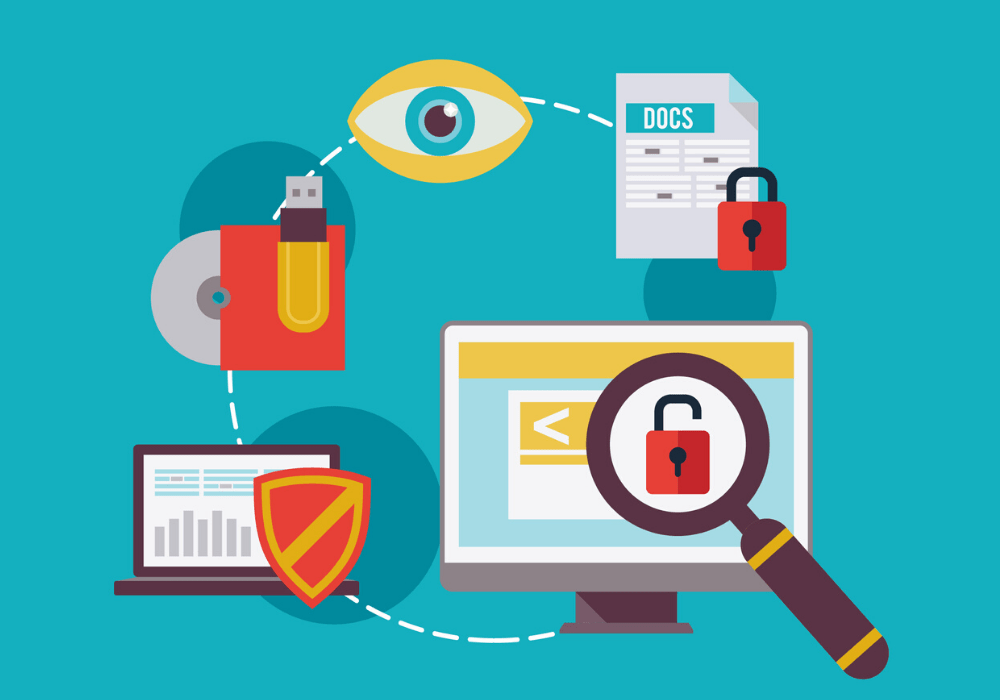 sicurezza dati in smart working