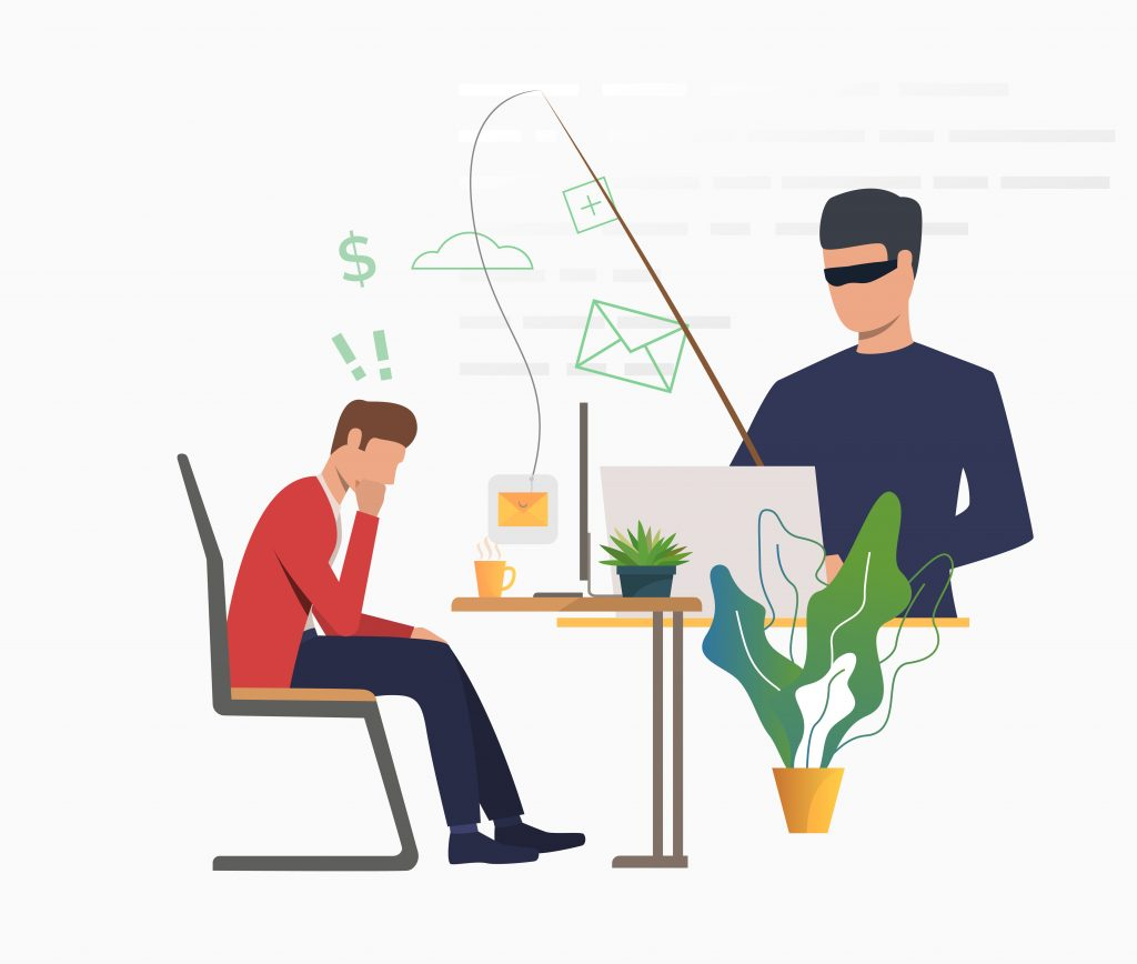 Phishing - rubare dati personali