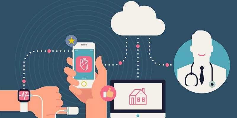 IoT ed Health care: migliore qualità della vita.